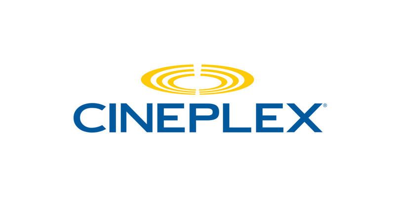 Cineplex logo (PRNewsfoto/Topgolf)