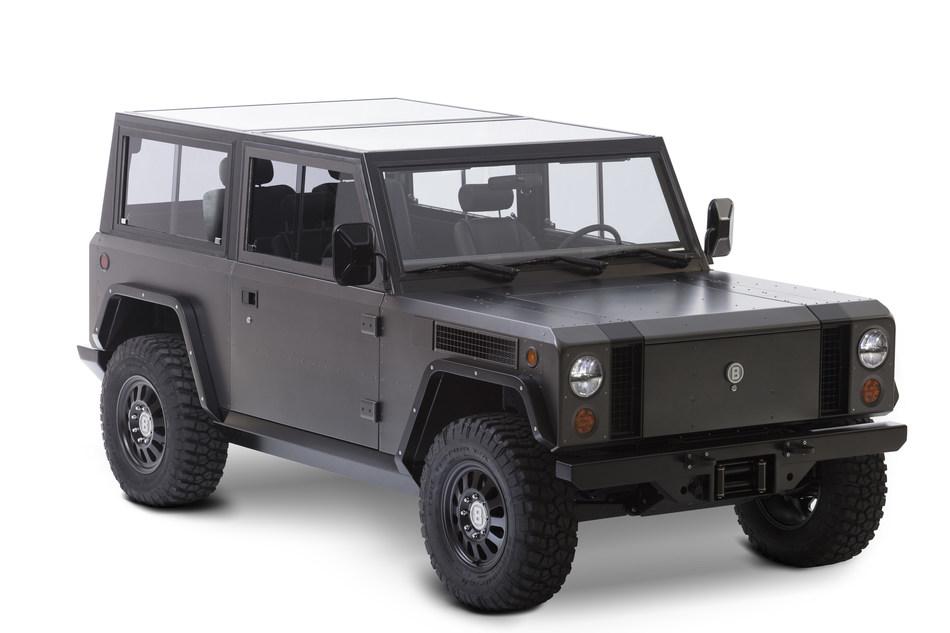 Bollinger B1 All Electric Sport Utility Truck