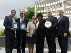 Philadelphia Water Department Recognizes Children's Hospital of Philadelphia as Pioneer in Stormwater Management