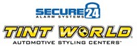 Tint World® customers will be able to get information about Secure 24 Alarm Systems, including their 24/7 monitoring, burglary detection and remote access and monitoring, and will have access to an exclusive Tint World® regional representative.