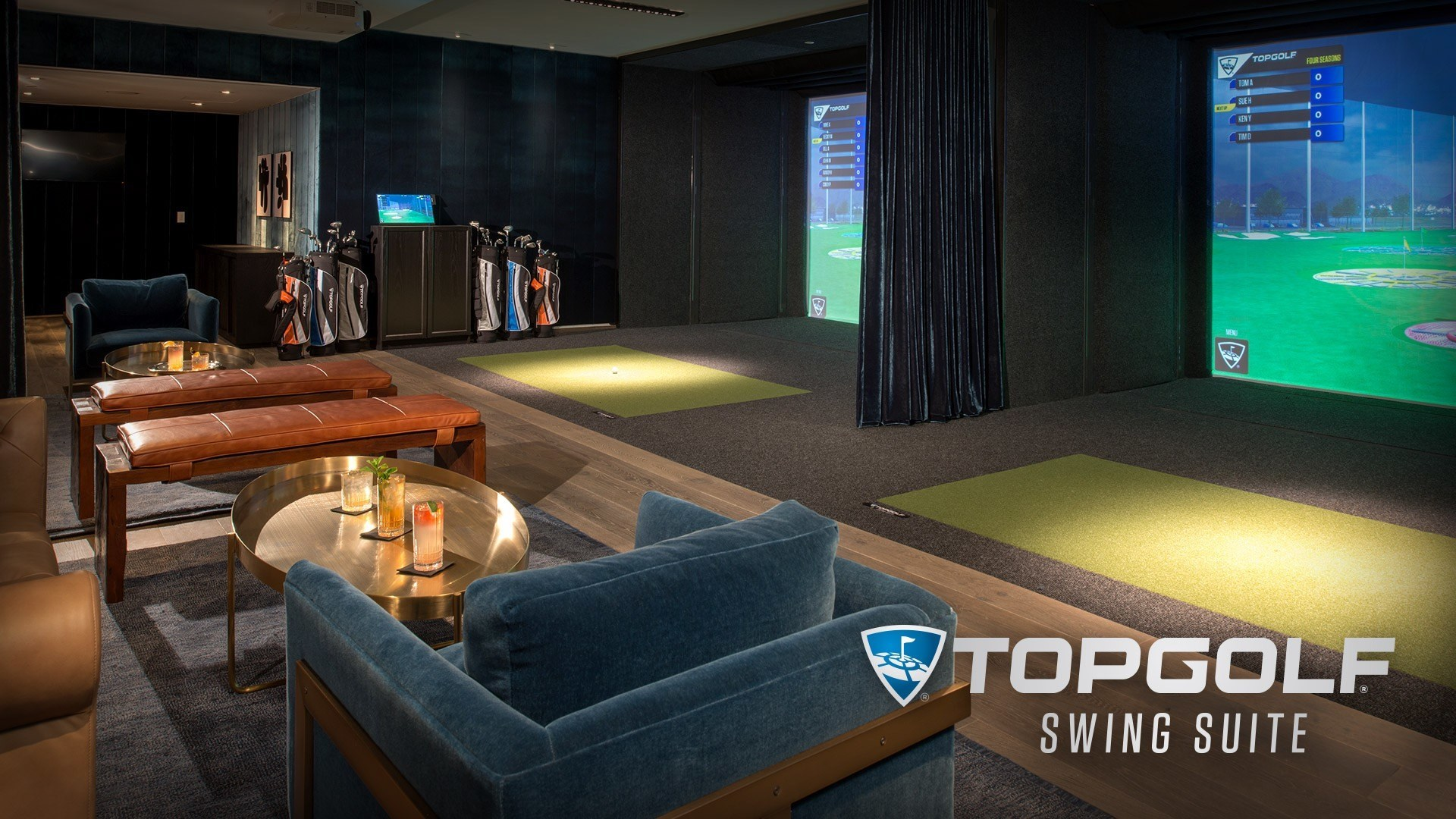 First Topgolf Swing Suite In Michigan Opening At Mgm Grand Detroit This Fall Jul 27 2017