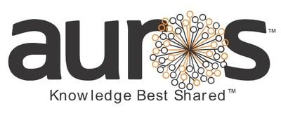Auros Knowledge Systems Logo (PRNewsfoto/Auros Knowledge Systems)
