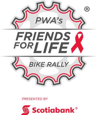 PWA's Friends for Life Bike Rally (CNW Group/Scotiabank)