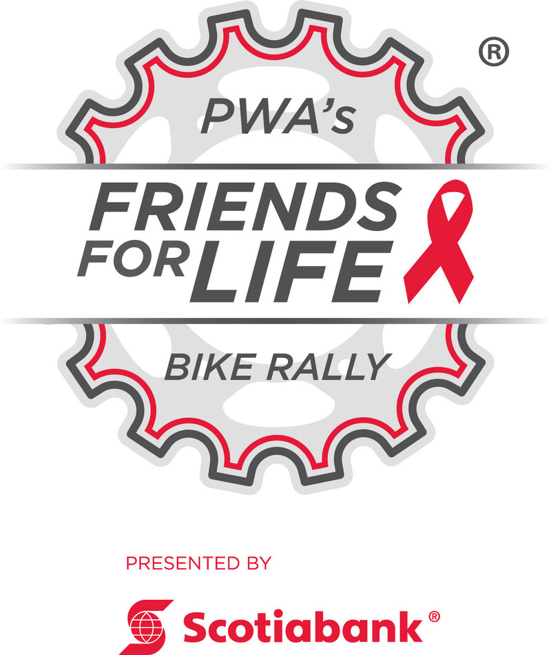 PWA's Friends for Life Bike Rally (CNW Group/Scotiabank)