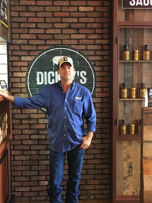 Dickey's Barbecue Pit Owner/Operator John McClure