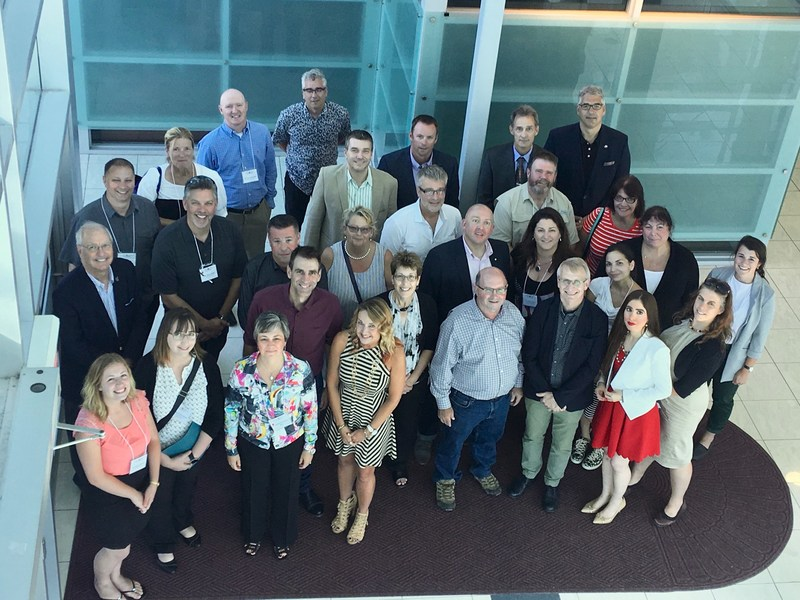 CIPSRT National Summit Participants (CNW Group/Wounded Warriors Canada)