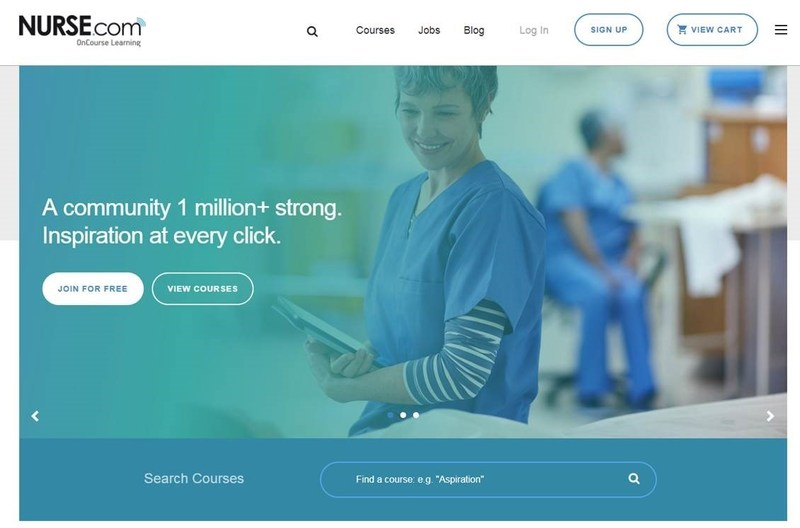 Nurse.com Launches New Look, Improved Tools to Benefit Clinicians