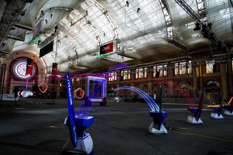 DRL Allianz World Championship at the iconic Alexandra Palace in London