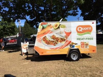 Quorn Taco Truck
