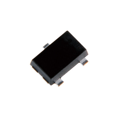 Toshiba's new 20V MOSFETs feature some of the industry's lowest on-resistance specifications and come in small SOT-23F packages.