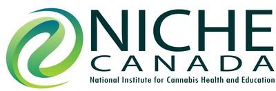 NICHE CANADA - National Institute for Cannabis Health and Education (CNW Group/NICHE CANADA – National Institute for Cannabis Health and Education)