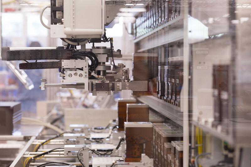 Pharmore facility & new equipment