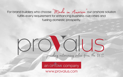 Optomi launches Provalus