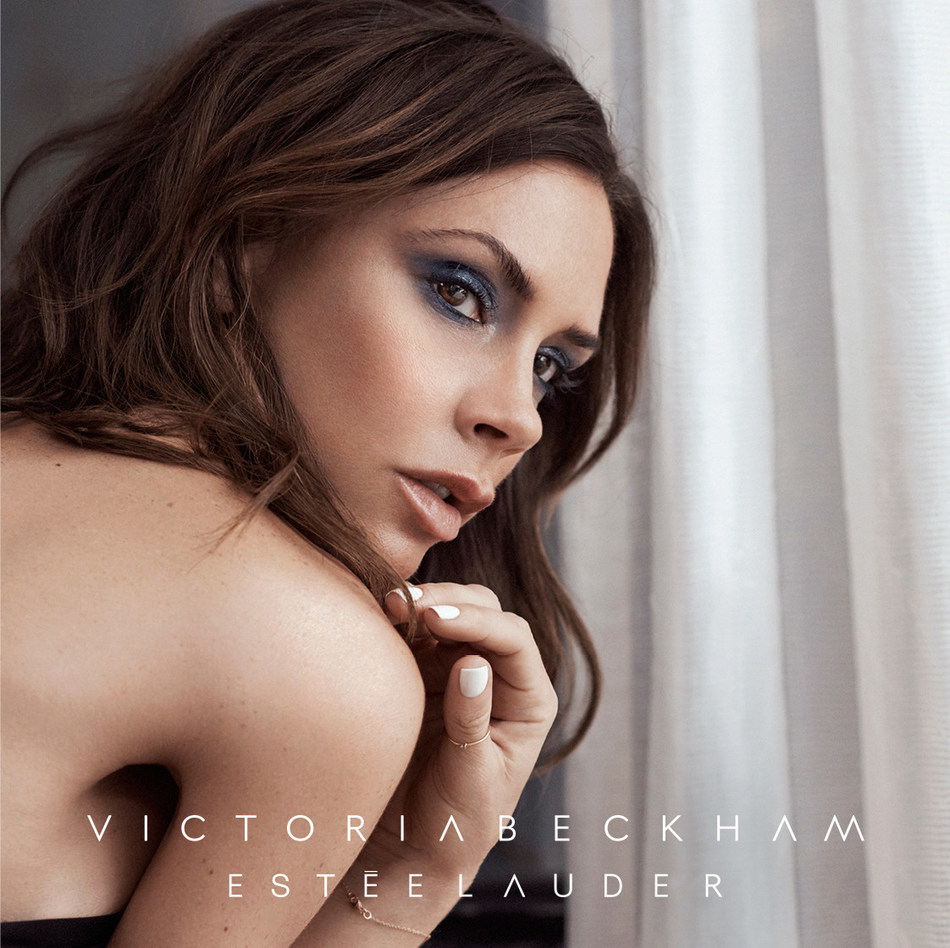 Estée Lauder debuts its second limited edition makeup collection with fashion designer Victoria Beckham in September. Photo credit: Lachlan Bailey.