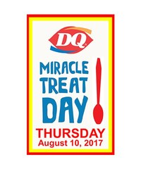 Miracle Treat Day (CNW Group/Dairy Queen Canada)