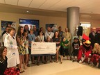 Hyundai Hope On Wheels Presents Phoenix Children's Hospital With $50,000 Hyundai Impact Award To Support Center For Cancer & Blood Disorders