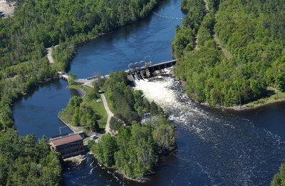 Calabogie Generating Station celebrates 100 years of service (CNW Group/Ontario Power Generation Inc.)