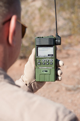 General Dynamics Introduces New HOOK3 Combat Survival Radio