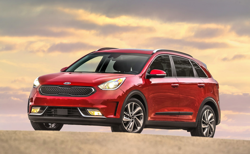 Kia Niro, Soul and Cadenza named segment winners in J.D. Power 2017 APEAL Study