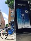 Projet de démonstration de vélo en libre-service lancé à Québec (Groupe CNW/Bewegen)
