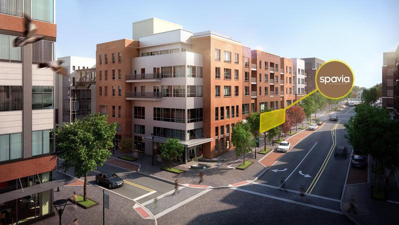 Spavia to open third Ohio location in Dublin in October 2017 in Crawford Hoying's Bridge Park development.