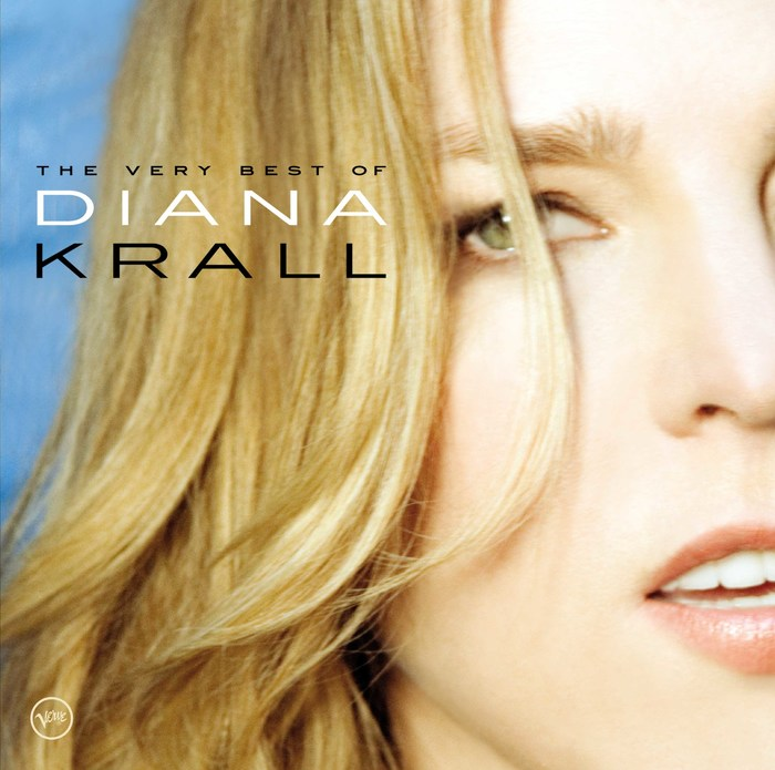 """The Very Best Of Diana Krall"" Released Today On Vinyl In U.S. For First Time To Mark Album's 10th Anniversary"