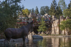Disneyland Railroad Returns with Stunning New Views Along the Rivers of America at Disneyland Park