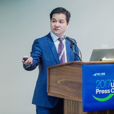 Steven Yuan, CEO of UP Financial