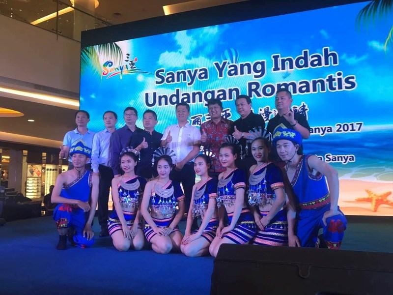 The 2017 Sanya Celebration in Indonesia