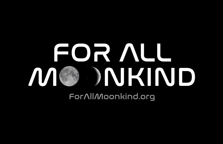 For All Moonkind, Inc Logo (PRNewsfoto/For All Moonkind, Inc)