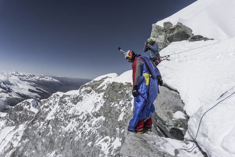 Valery Rozov continues his project of 7 world's highest Base jumps on different continents and this time he conquered Huascaran, potentially highest exit point of the South America Continent.