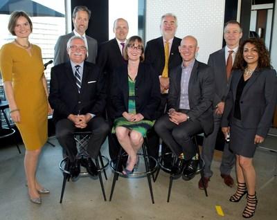 Des chefs des finances canadiens collaborent pour aider les entreprises à intégrer le développement durable dans leur processus décisionnel. (Groupe CNW/CPA Canada)