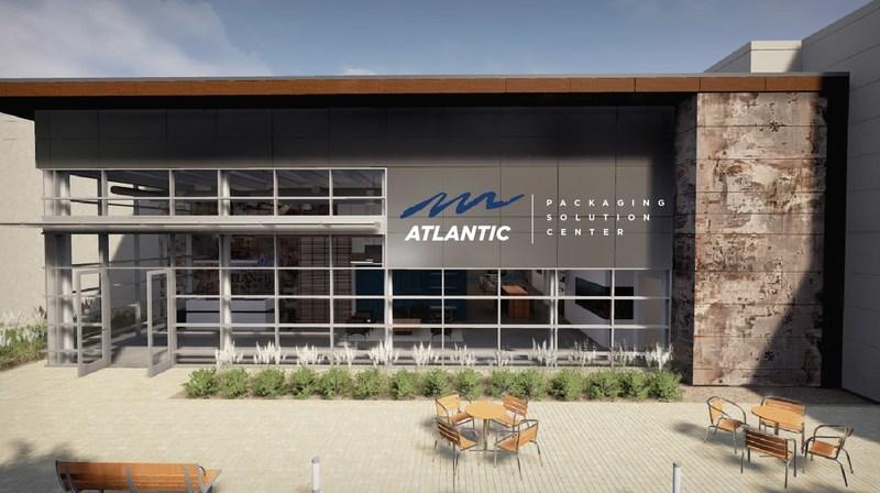Atlantic's Packaging Solution Center in Charlotte, N.C.