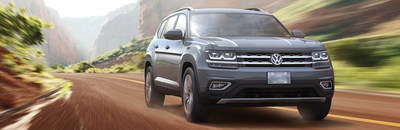 Volkswagen created the 2018 VW Atlas with families in mind, for it offers a 7-person seating capacity, impressive versatility, an abundance of cargo space and advanced multimedia and safety features.