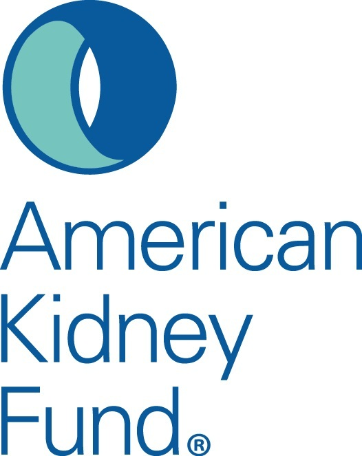 American Kidney Fund Logo (PRNewsfoto/American Kidney Fund)
