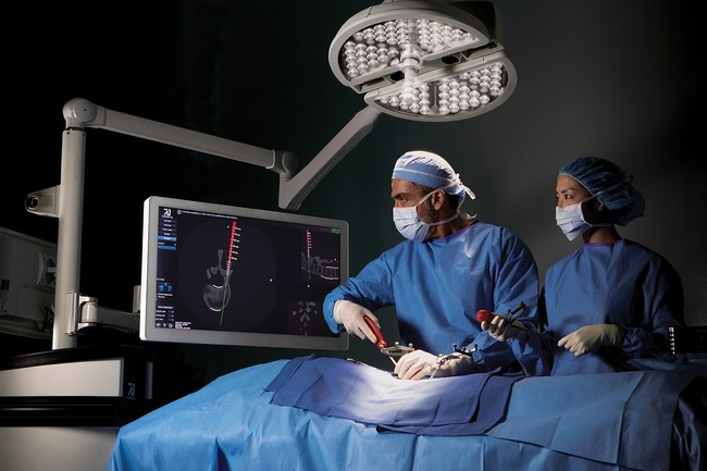 Spartan Medical Purchases 7D Surgical Technology to Support Its Commercialization Efforts in The Key Mid-Atlantic Hospital Market
