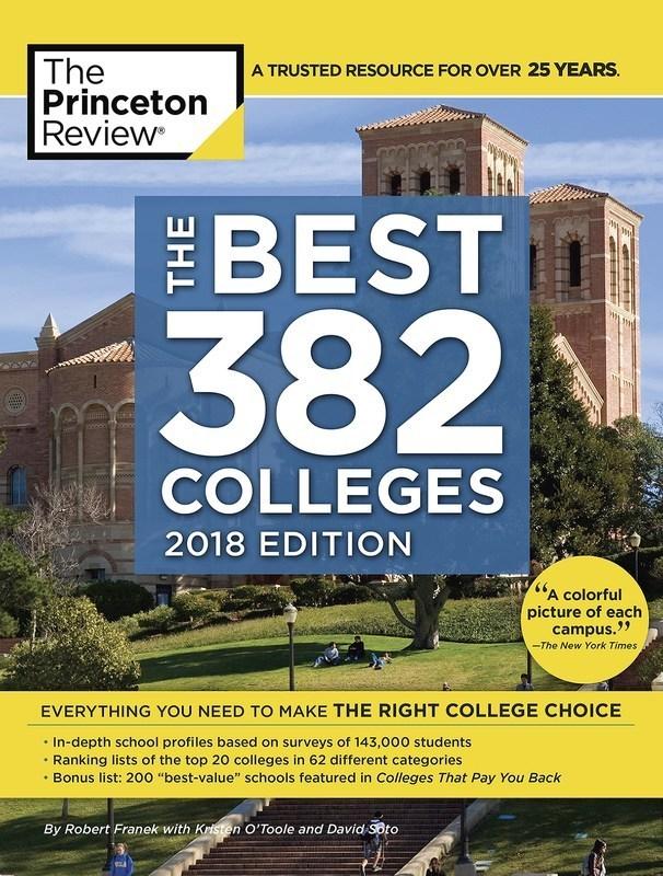 (PRNewsfoto/The Princeton Review)