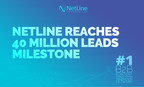 NetLine Corporation Reaches 40 Million Leads Milestone with Largest B2B Content Syndication Platform