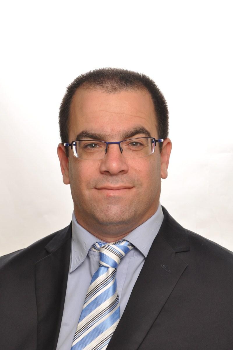 Guy Elitzur, CEO of STK (PRNewsfoto/Stockton STK)