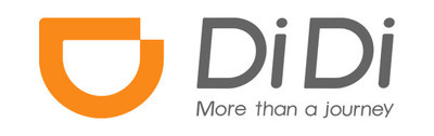 DiDi Logo (PRNewsfoto/Taxify and Didi Chuxing)