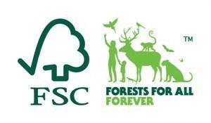 Logo: The Forest Stewardship Council (FSC) (CNW Group/Forest Stewardship Council Canada)