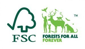 Logo: The Forest Stewardship Council (FSC) (CNW Group/Forest Stewardship Council Canada)