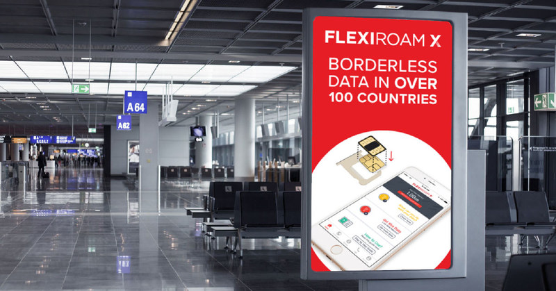 SEA-based telecommunications startup Flexiroam breaks into the US market through partnership which provides access to 14 airport stores