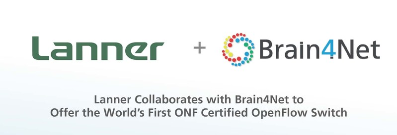 Lanner Electronics, Inc (TAIEX 6245), a global leader in SDN/NFV ready hardware solutions, is partnering with Brain4Net, an innovative SDN/NFV solution vendor and ONF member, to launch ONF-certified network appliances, optimized by B4N SwitchOS.