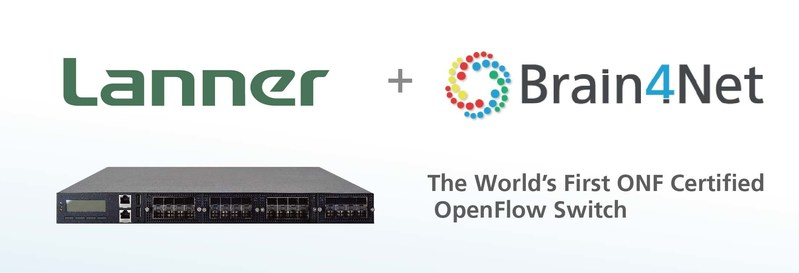 Lanner's participating x86-based appliances FW-8894 and NCA-5510, along with B4N SwitchOS have become the world's first* OpenFlow switches that have passed extensive rounds of testing and able to guarantee the highest level of product conformance with OpenFlow specifications as well as the ecosystem-readiness deployment.