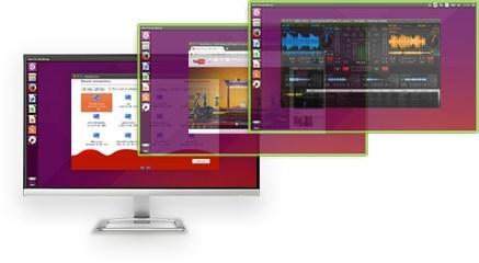 Linux, Mac, Windows remote desktops