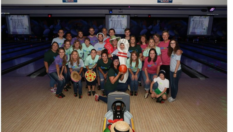 VuGooders go big and go bowling for Big Brothers Big Sisters
