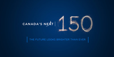 TMX Group spotlights Canada's Next 150.  In celebration of Canada 150, TMX Group has launched an inclusive social media campaign to recognize the newest generation of dynamic, visionary Canadians leading our country to future success. @TMXGroup (CNW Group/Toronto Stock Exchange)