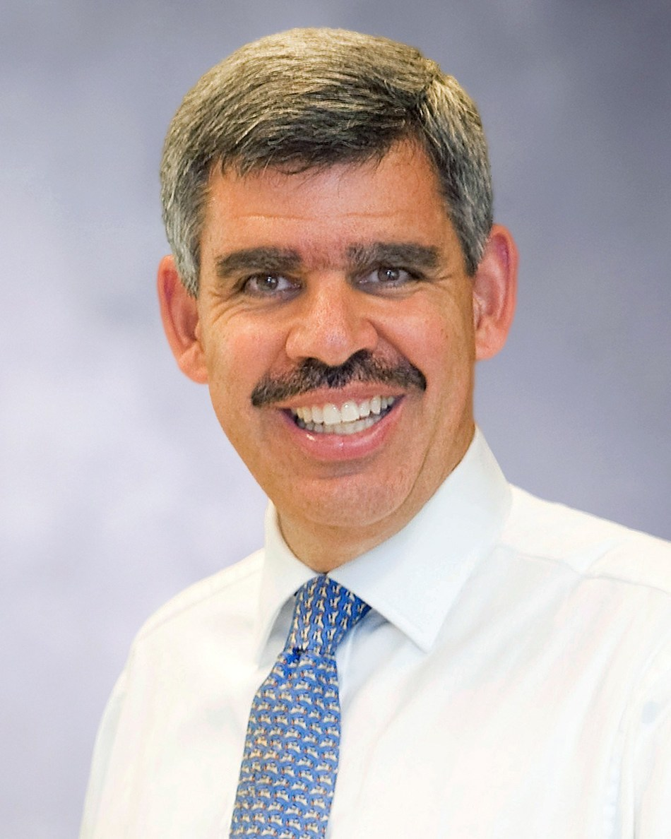 Dr. Mohamed El-Erian, Chief Economic Advisor at Allianz and Chair of Allianz International Advisory Board; Investcorp Advisory Board (PRNewsfoto/Investcorp)