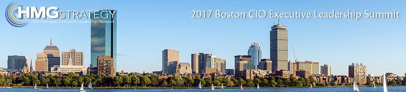 Register today for the 2017 Boston CIO Executive Leadership Summit!